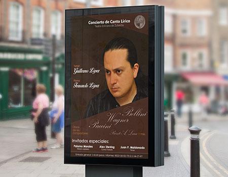 Diseño de Poster