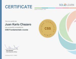 Fundamentos CSS